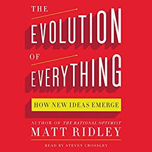 The Evolution of Everything Hörbuch