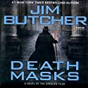 Death Masks: The Dresden Files, Book 5 | Livre audio Auteur(s) : Jim Butcher Narrateur(s) : James Marsters