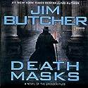 Death Masks: The Dresden Files, Book 5 | Livre audio Auteur(s) : Jim Butcher Narrateur(s) : James Marsters