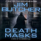 Bargain Audio Book - Death Masks  The Dresden Files  Book 5
