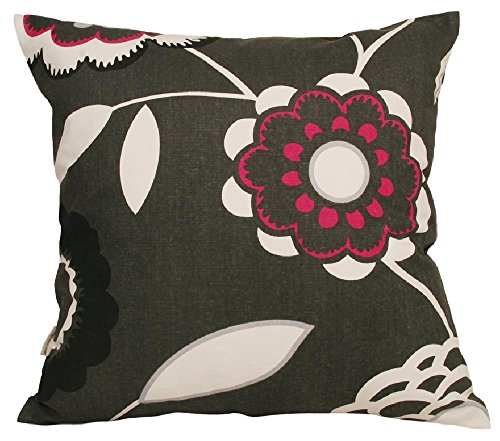 Handmade Floral Cotton Throw Pillow Covers /Pillow Shams, - (26