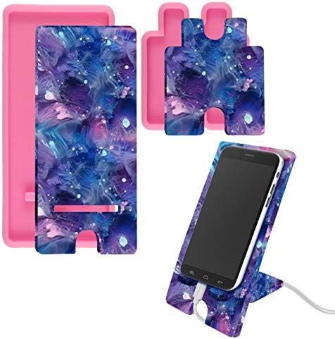 Resin cellphone holder with stylus
