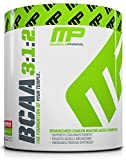 MusclePharm BCAA Powder, 6 Grams of BCAAs Amino Acids, Post Workout Recovery Drink for Muscle Recovery and Muscle Building, Watermelon, 30 Servings