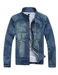 Men's Jacket, Denim Slim Fit Design