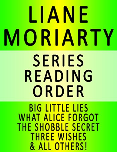 LIANE MORIARTY READING SHOBBLE ANNIVERSARY ebook product image