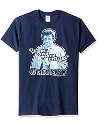 Trevco Mens Columbo Short Sleeve T-Shirt