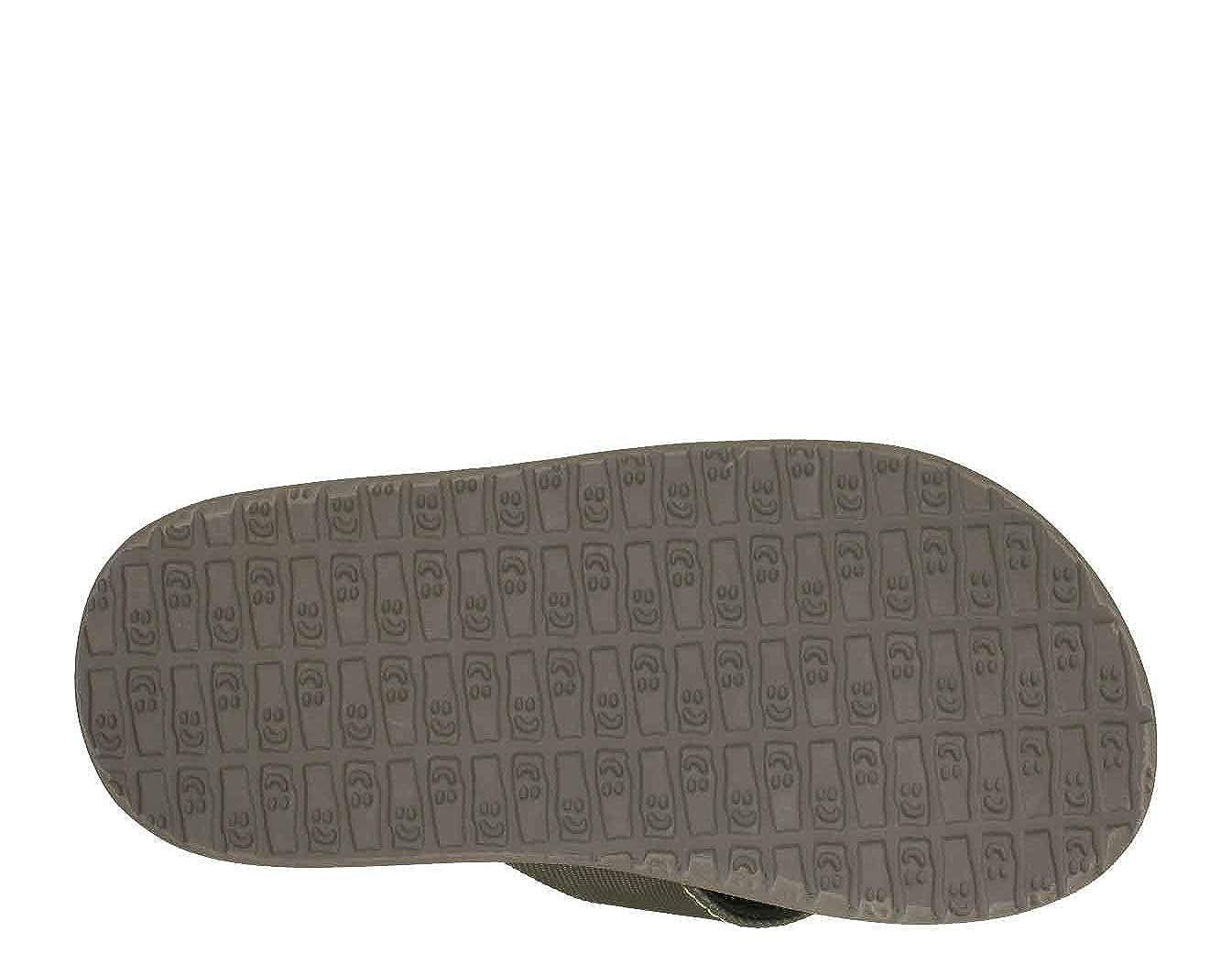Sanuk Kids Root Beer Cozy Sandal /& Cooling Towel Bundle