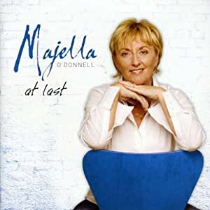 At Last by Majella O'Donnell (2010) Audio CD