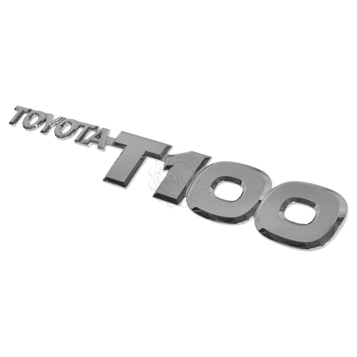 TOYOTA OEM 93-98 T100 Door-Emblem Badge Nameplate Emblem Left Side 7542734010