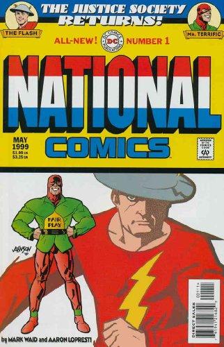National Comics (2nd Series) #1 VF/NM ; DC comic book ()
