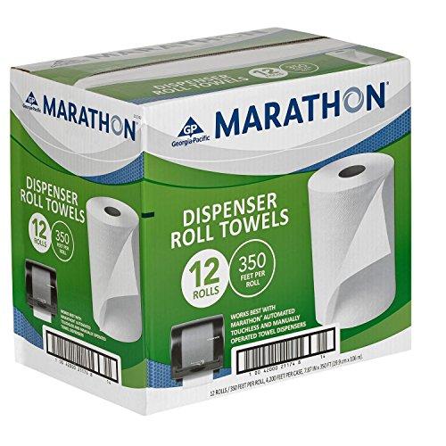 marathon towel dispenser - 4