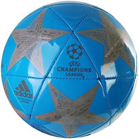 adidas Finale16 Cap Balón de fútbol, Hombre, Blanco, 5: Amazon.es ...