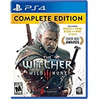Deals on The Witcher III: Wild Hunt Complete Edition for PS4