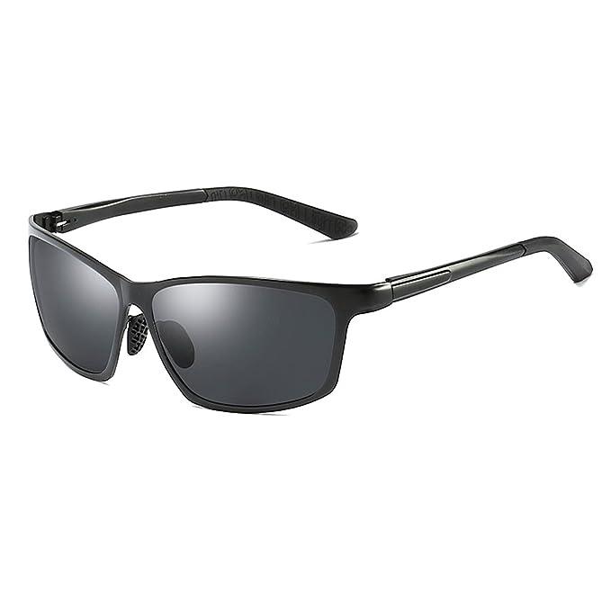 VeBrellen Classic UV400 Gafas de sol polarizadas para hombre VS012: Amazon.es: Ropa y accesorios