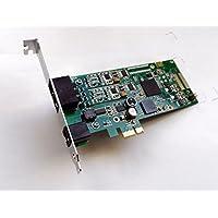 Sangoma B600E Non-Modular Analog Asterisk Voice PCIE Card 4 FXO 1 FXS 0 EC