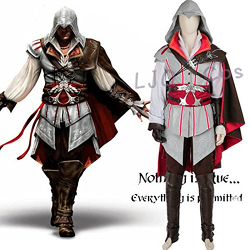 with Assassins Creed Costumes design