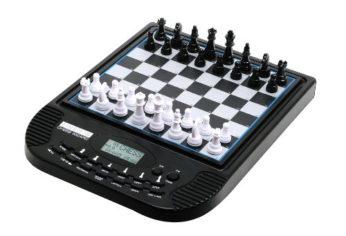 Electronic Chess Wizard by Einstein