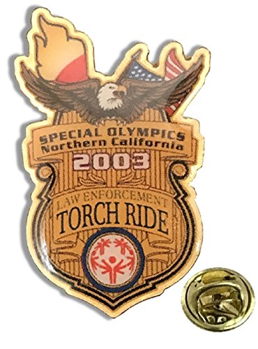 2003 Northern CA Law Enforcement Torch - Olympics 2003 Special