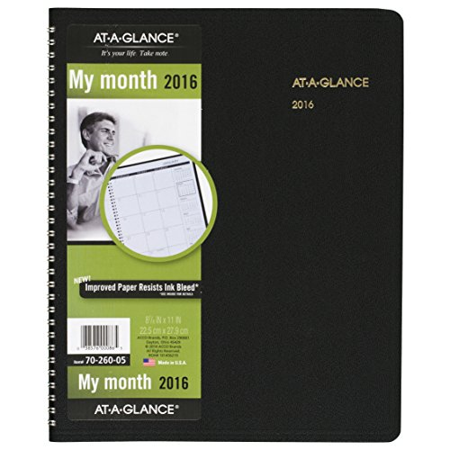 At Glance Monthly Planner 702600516