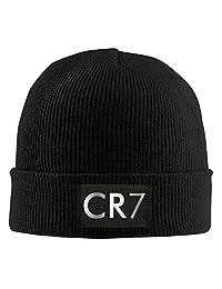 Beanie Cap Cristiano Ronaldo CR7 Logo Platinum Style