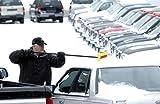 Professional Heavy Duty Snow Rake - Snow Broom Snow