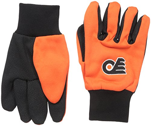(Philadelphia Flyers 2015 Utility Glove - Colored Palm)