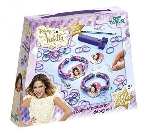 Disney Violetta 700017 - Loom I Do Bastel Deine Armbänder