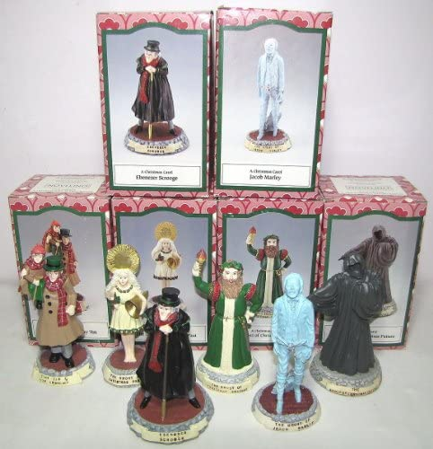 Charles Dickens a Christmas Carol Decorative Collection