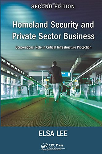 Private Business - Homeland Security and Private Sector Business: Corporations' Role in Critical Infrastructure Protection, Second Edition