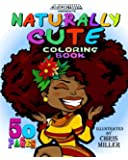 Naturally Cute Coloring Book (Volume 1)