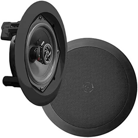 Pyle PDIC51RD In-Wall / In-Ceiling Dual 5.25-inch Speaker System