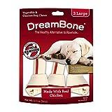 Dreambone Dbc-00278 72 Count Chicken Dog Chew, Large