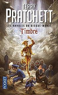 Les annales du Disque-monde 29 : Timbré, Pratchett, Terry
