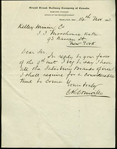 grand-trunk-railway-of-canada-hamilton-foundry-letter-re-iron-1892-on