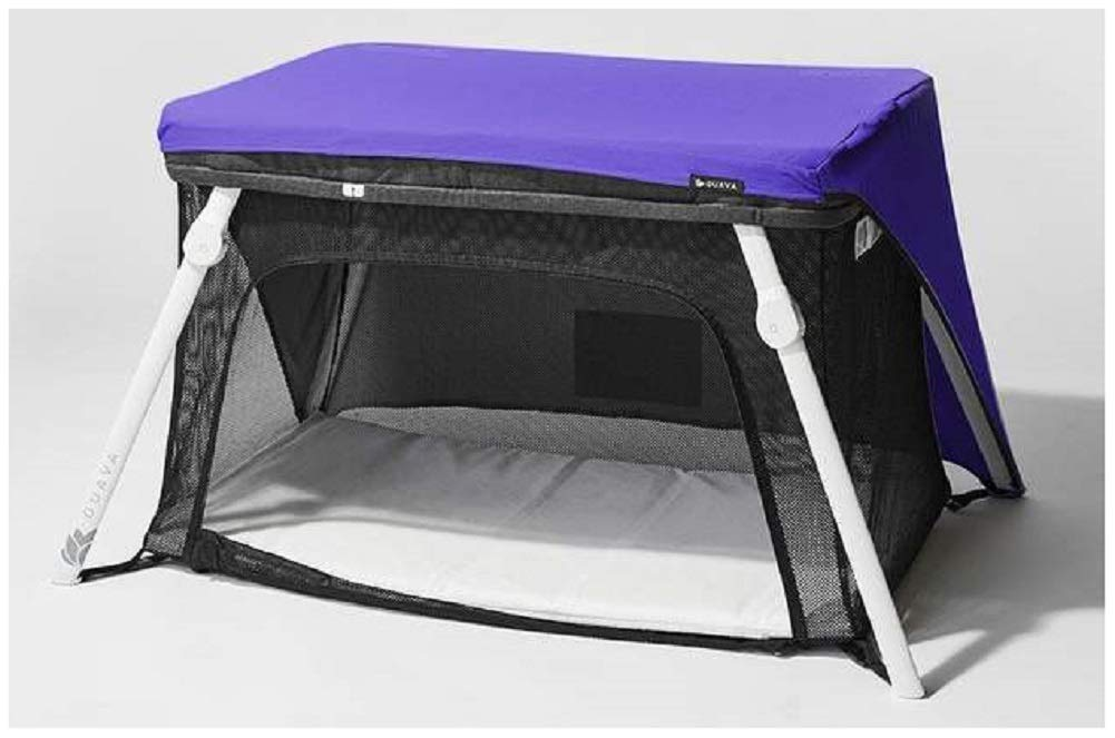 Lotus Play Yard FunShade, Purple by Guava Family
