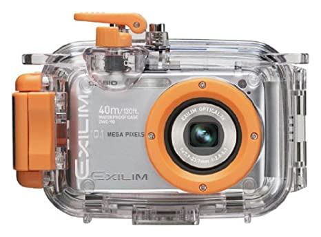 Casio EWC-40 Carcasa submarina para cámara: Amazon.es: Electrónica