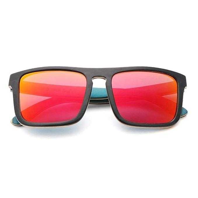 Amazon.com: Gafas de sol originales de Rbia, serie SKBRD ...