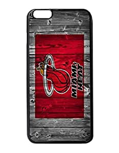 Case Cover For Apple Iphone 4/4S Miami Heat Barn Door Personalized Custom Fashion Iphone 5/5S Hard By Perezoom Design