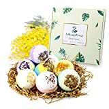 best seller today Miuphro Bath Bombs Gift Set, 9 x 3.5...