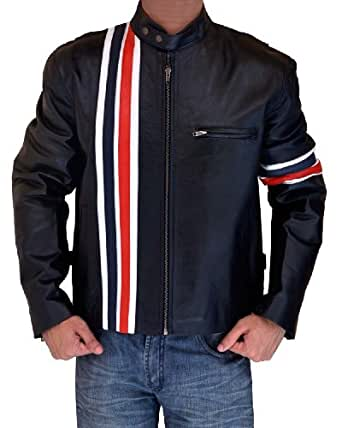 Easy Rider Leather Biker Jacket Collection (XS)