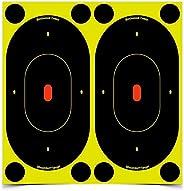"7"" Birchwood Casey Shoot - N - C Self - Adhesive Silhouette Ta"