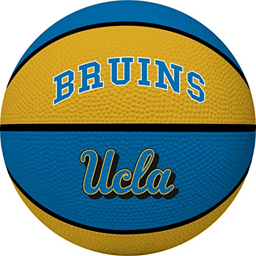 Ucla Bruins Full Size Rawlings Crossover Basketball Indoor   Outdoor