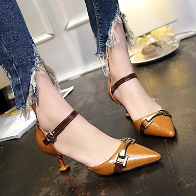 Club Shoes amp; Summer Spring 5 UK3 Evening FYios Glitter Buckle Casual 5 Dress Party Platform Women'sHeels EU36 Sequin Wedding CN35 US5 tI81w