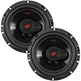 "CERWIN-VEGA MOBILE H7653 HED(R) Series 3-Way Coaxial Speakers (6.5"", 340 Watts max)"