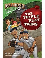 Ballpark Mysteries #17: The Triple Play Twins