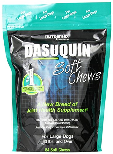 (Dasuquin Soft Chews for Large Dogs 84)