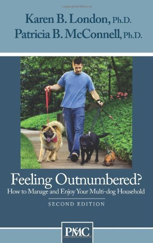 By Patricia Mcconnell - Feeling Outnumbered?: How to Manage and Enjoy Your Multi-Dog Household (2nd Edition) (12.2.2009)