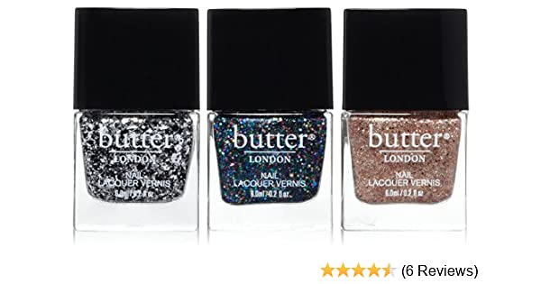 Amazon.com: Butter London Cut Up Nail Polish Collection: Luxury Beauty