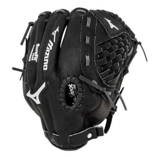 Mizuno GPP1075Y1 Youth Prospect Ball Glove, 10.75-Inch, Right Hand Throw - Mizuno Prospect Youth Glove