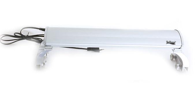 Plafoniere T5 Per Acquari : Plafoniera acquario cm lampade t he da w bianche